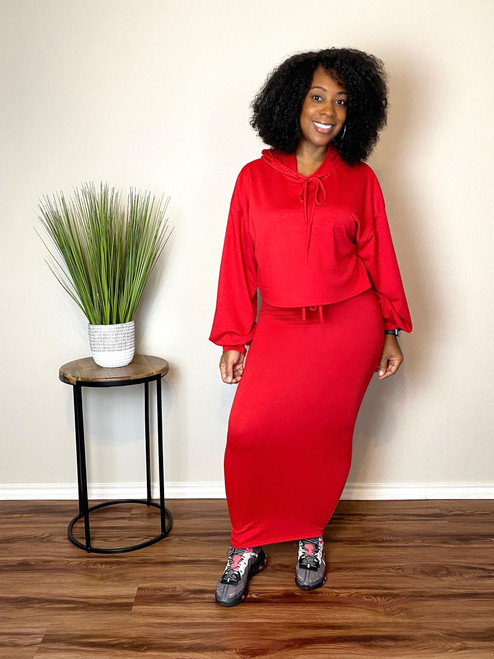 Let's Play Maxi Set-Red