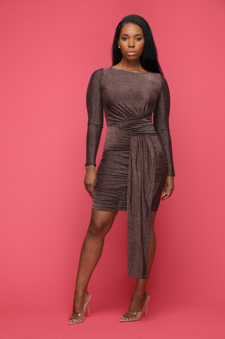 Ruched and Fabulous Dress