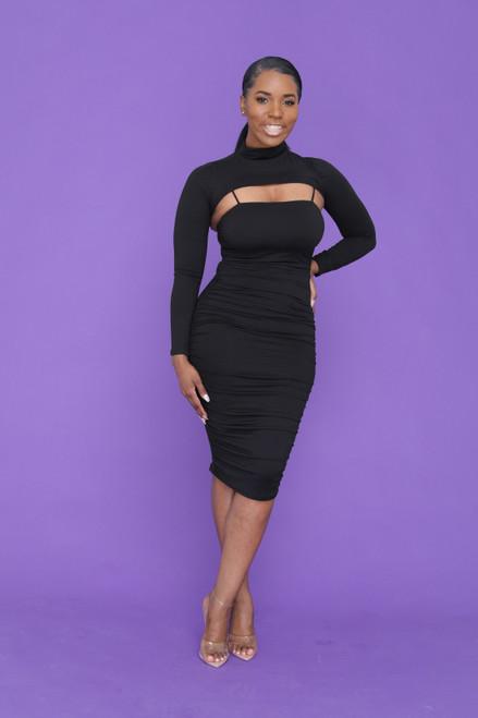Mia Dress-Black