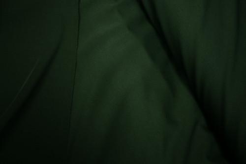 DARK GREEN DESIGNER DOUBLE KNIT - LIGHTWEIGHT PONTE KNIT | POLY / RAYON / LYCRA