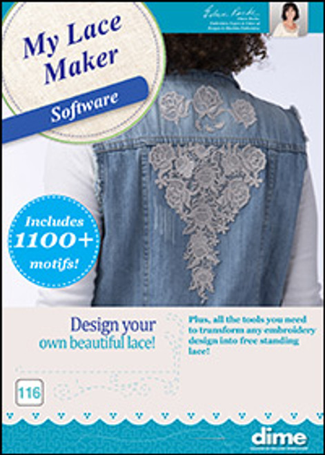My Lace Maker Software