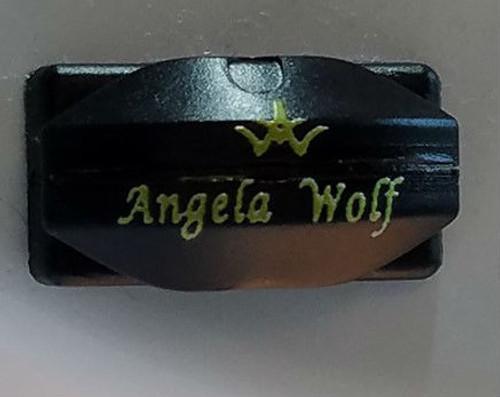 Angela Wolf Signature Mountable Thread Cutter - Thread Cutterz