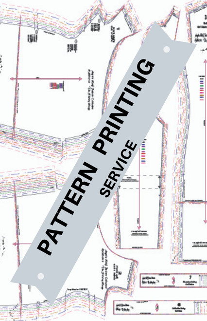 PATTERN PRINTING SERVICE