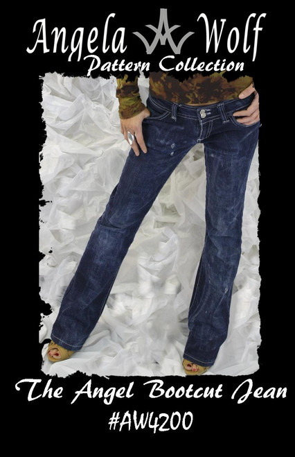 Sew your own designer jeans!
