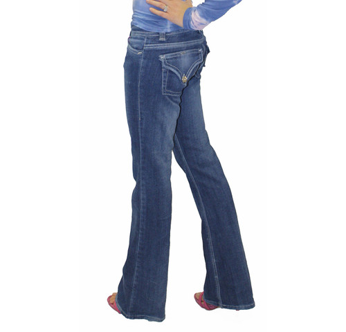 The Angel Bootcut Jean Pattern   AW4200   Angela Wolf Pattern Collection d4d7301a98