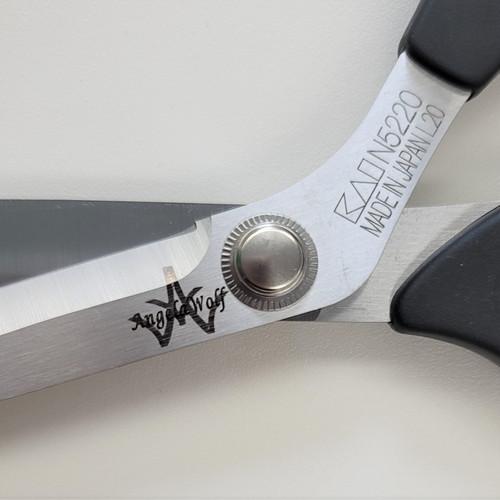 Angela Wolf Private Label Kai Scissors 11 Inch Professional Scissors