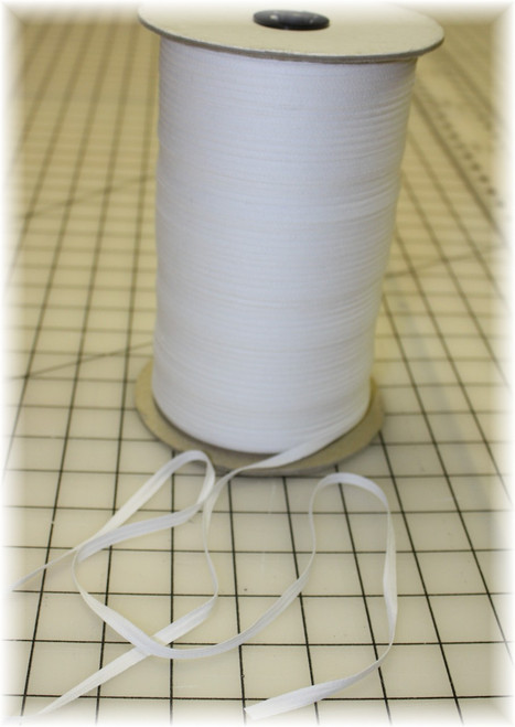 "3/16"" wide cotton twill tape - Package 5 Yards"