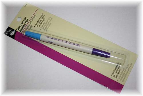 Dritz Dual Fabric Marking Pen