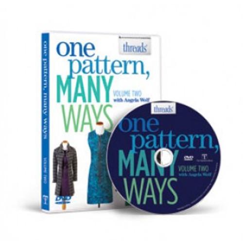 One Pattern, Many Ways Vol 2. DVD