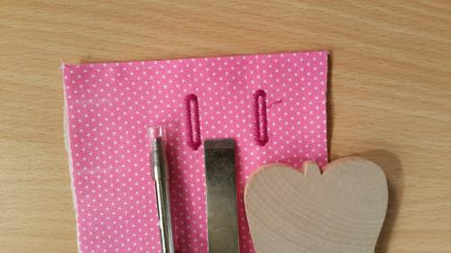 3 piece Buttonhole Cutting Kit