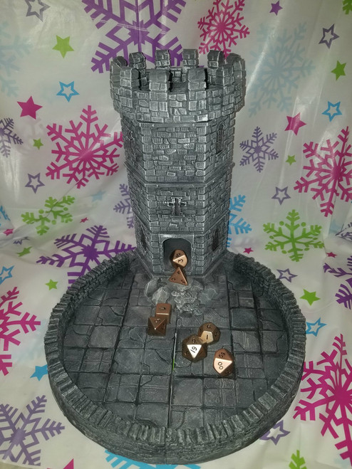 Winterdale Dice Tower