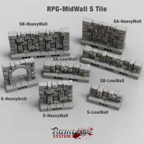 MidWall S Tiles