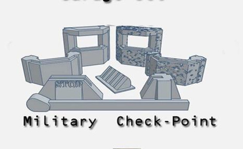 Military Check-point