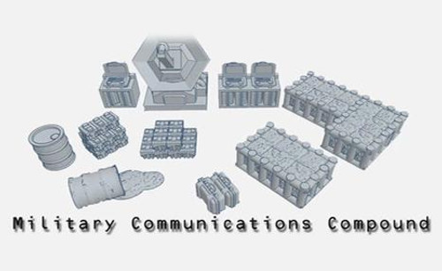 Military Communications Compound