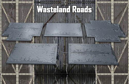 Wasteland Roads