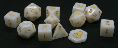 Kraken - Iconic White 12pc