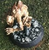 25mm Bone Base Round