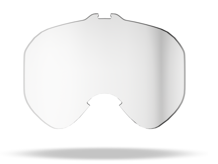 Edge Drop Spare Lens Clear