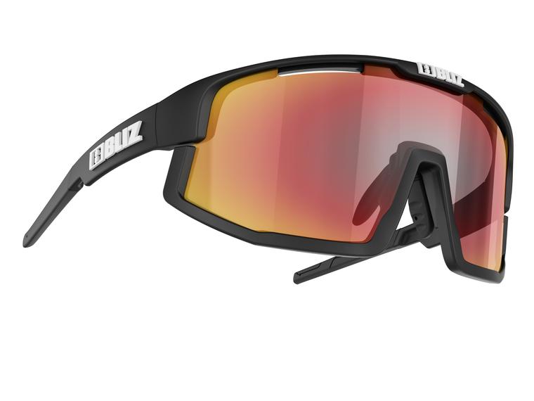 Bliz Vision, Black Frame, Brown with Red Multi Lens Bliz™ Sunglasses 94.95 Enjoy Winter