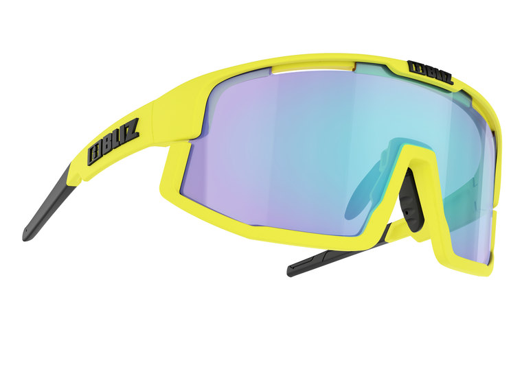 Bliz Vision, Yellow Frame, Smoke with Blue Multi Lens Bliz™ Sunglasses 94.95 Enjoy Winter