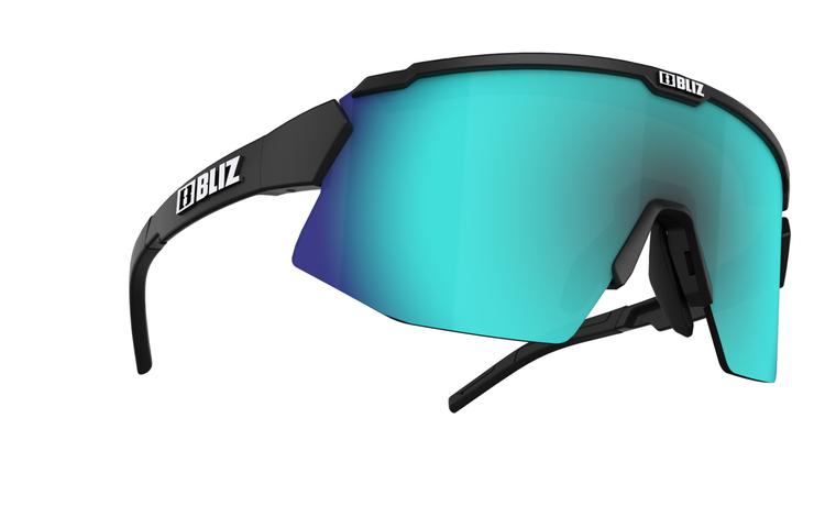 Bliz Breeze, Black Frame, Brown with Blue Multi Lens + Spare Orange Contrast Lens Bliz™ Sunglasses 104.95 Enjoy Winter