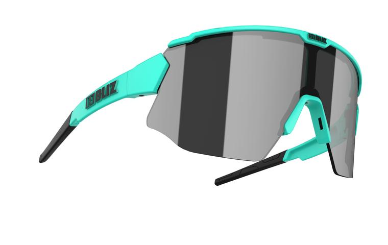 Bliz Breeze, Turquoise Frame, Smoke with Silver Mirror Lens + Spare Orange Contrast Lens Bliz™ Sunglasses 104.95 Enjoy Winter