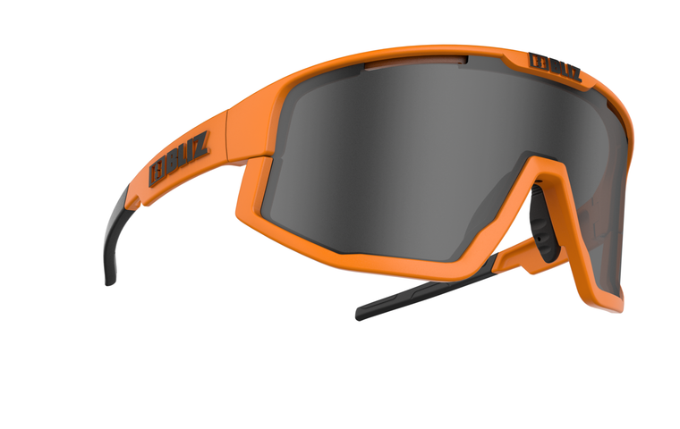 Bliz Fusion, Neon Orange Frame, Smoke Lens Bliz SS21 Active 94.95 Enjoy Winter