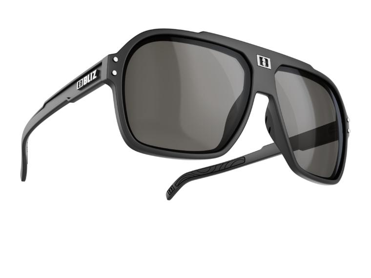 Bliz Targa, Matte Black Frame, Smoke Lens Targa 64.95 Enjoy Winter