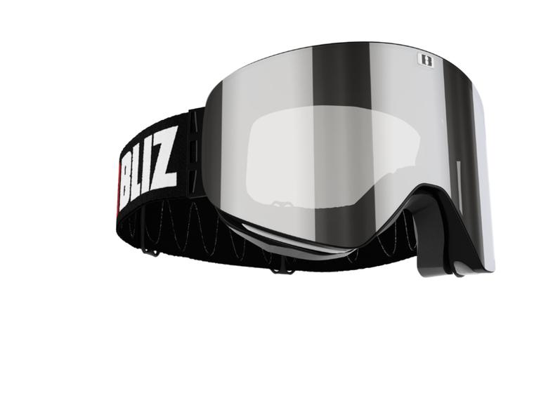 Bliz Flow, Black Frame, Dark Smoke Lens and Spare Blue Lens Goggles 124.95 Enjoy Winter