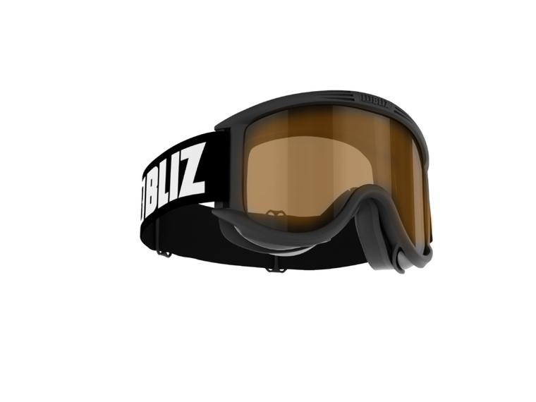 Bliz Ice, Black Frame, Orange Lens Bliz 26.95 Enjoy Winter