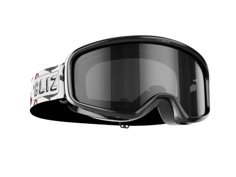 Bliz Snowpark, Black Frame, Orange Lens Bliz 22.95 Enjoy Winter