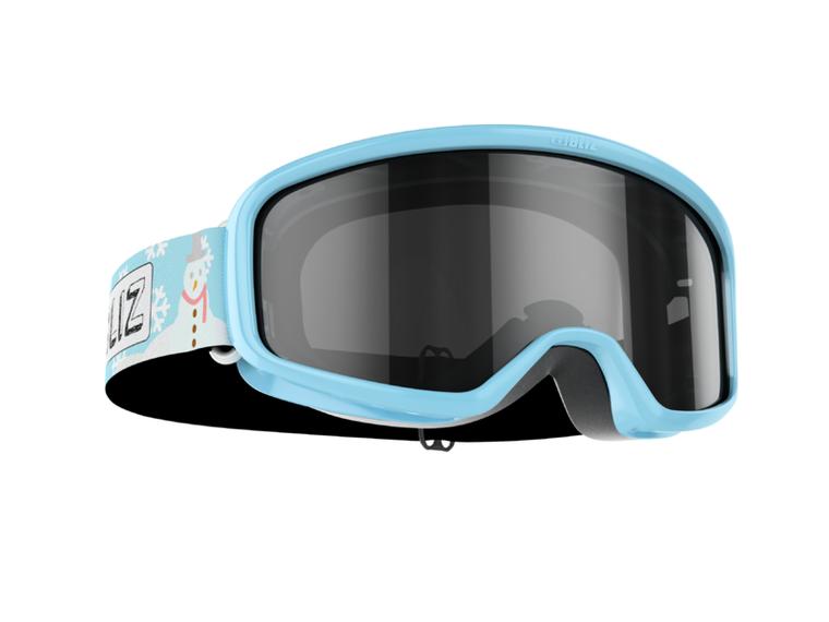 Bliz Snowpark, Light Blue Frame, Smoke Lens Bliz 22.95 Enjoy Winter