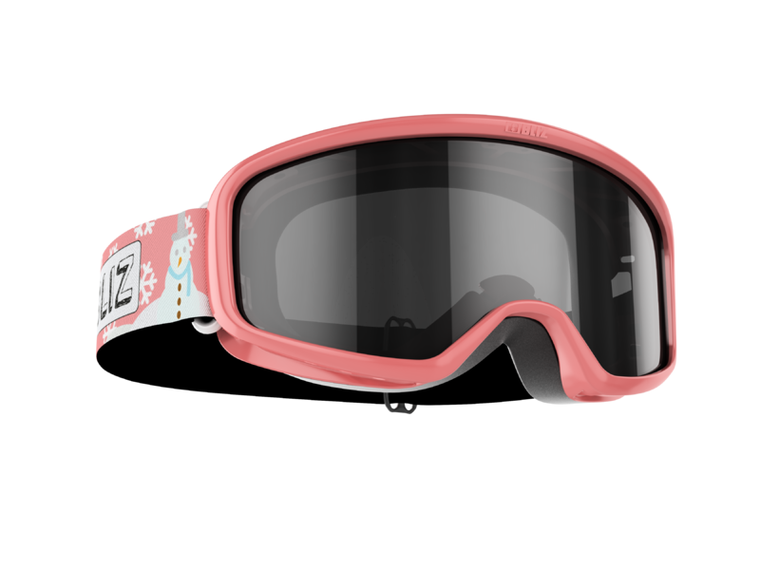 Bliz Snowpark, Light Pink Frame, Smoke Lens Bliz 22.95 Enjoy Winter
