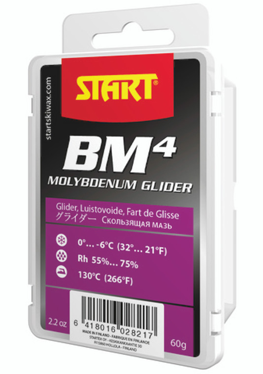 START BLACK MAGIC BM HF 4 Purple  0°...-6°C (32°...21°F) 60g