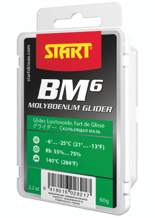 START BLACK MAGIC BM HF 6 Green -6°...-25°C (21°...-13°F) 60g