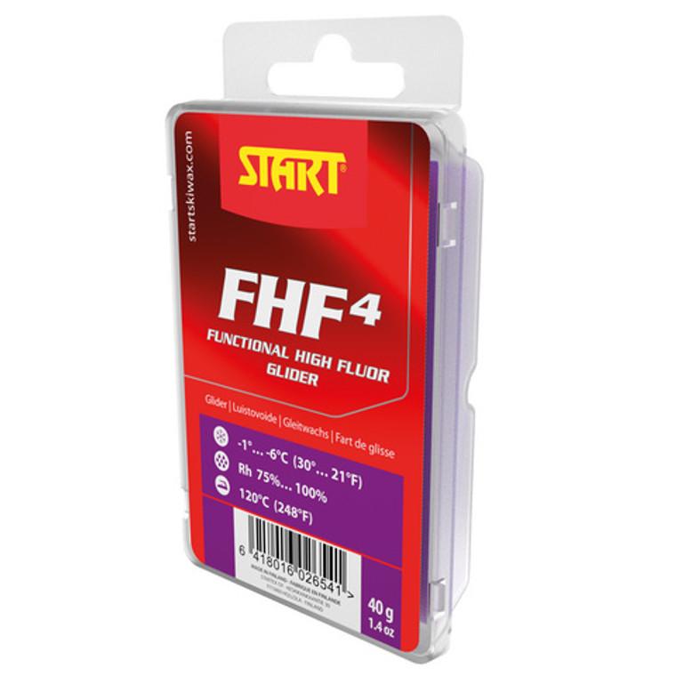 START FHF4 GLIDER Purple +1°...-6°C (34°...21°F) 60g