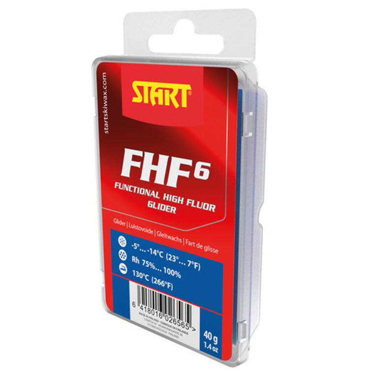 START FHF6 GLIDER Blue -5°...-14°C (23°...7°F) 60g