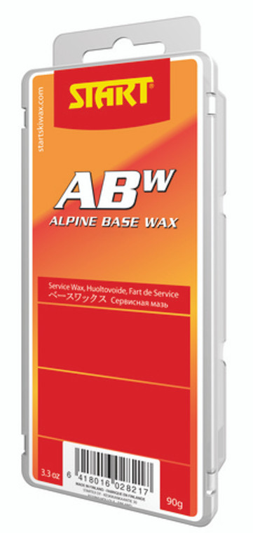 START ABW ALPINE BASEWAX