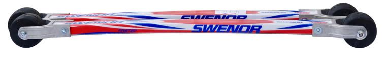 Swenor Finstep with #2 Wheels Classic Rollerskis 369 Enjoy Winter