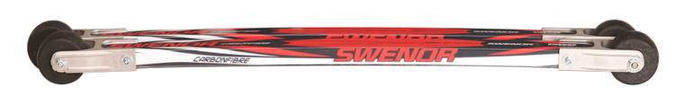 Swenor Carbonfibre with #2 Normal wheels Classic Rollerskis 369 Enjoy Winter