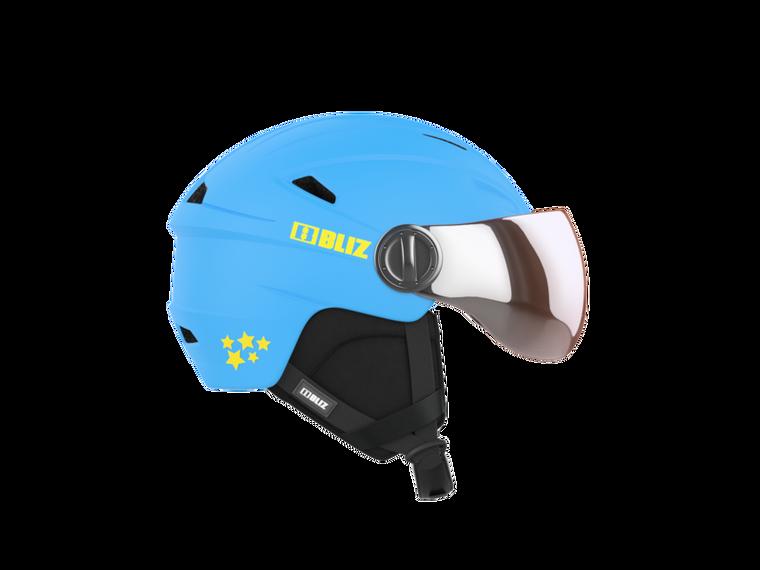 Bliz Kids Jet Visor Helmet