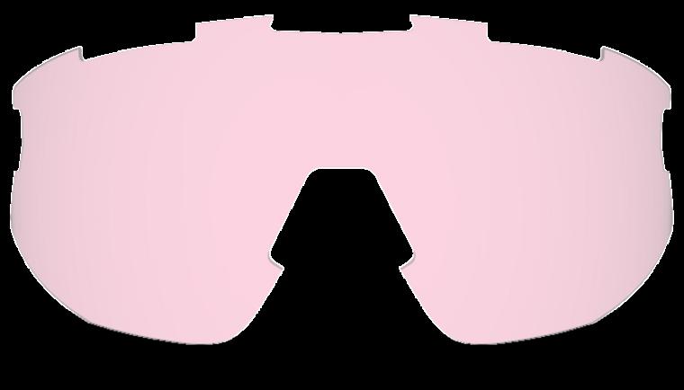 Bliz Matrix Small Face Spare Lens - Pink Contrast