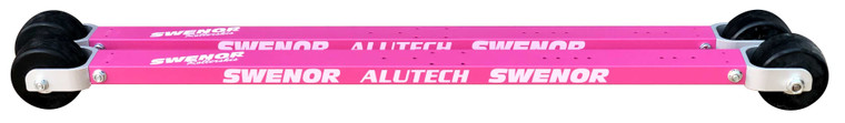 Swenor Alutech Classic Pink Edition with #2 wheels Classic Rollerskis 359 Enjoy Winter