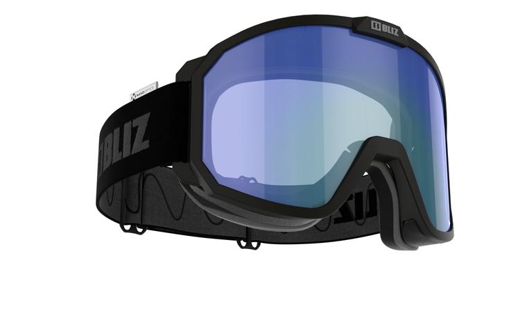 Bliz Rave Nano Optics, Photochromic Black Frame with Orange Blue Nano Lens Bliz™ Goggles 189.95 Enjoy Winter