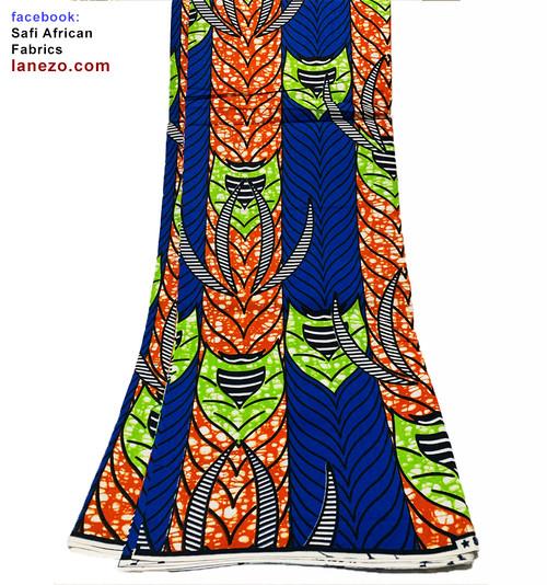 Safi African Fabrics, Lanezo Fabric, Kente cloth,  African Print Dress,  Pqdaysun, Exclusive & High Quality Design African Print,African Wax Print Fabrics,Ankara Wax Print,Wax Print,African Wrapper Print,100% cotton,6 yards (SAF0277)