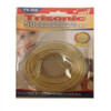 50 Ft Telephone / Phone Double Jack Extension Cord IVORY