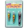 Monica Ashley 3-Piece Designer Series Pro Nail Clip Set