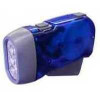 (Choose Color) Blackout Buddy174; Hand Charging 3 Led Bright Flashlight - Shake - Great for Emergencies!