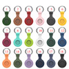 ✅2x Apple Air Tag AirTags Silicone Keychain Case Cover Tracker Sleeve Shell Skin