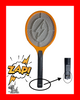 ✅ GIANT SIZE RECHARGEABLE Electric HIGH VOLTAGE Bug Zapper Fly Mosquito Racket